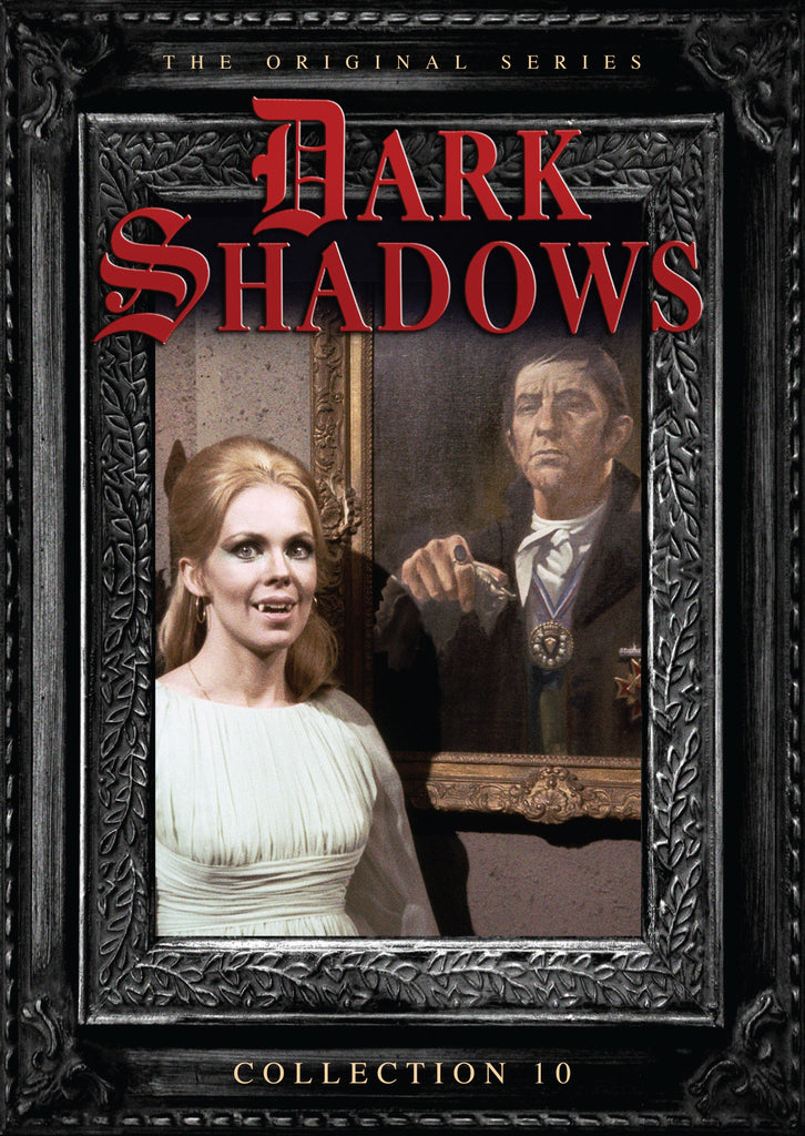 Dark Shadows Collection 10 - Box Art