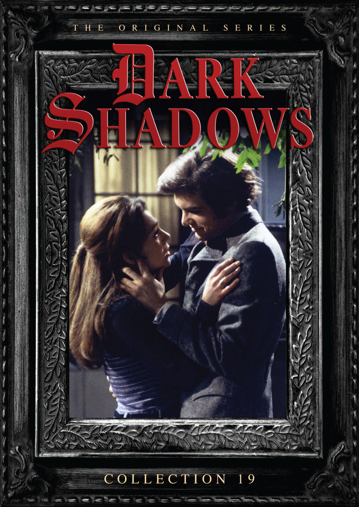 Dark Shadows Collection 19 - Box Art