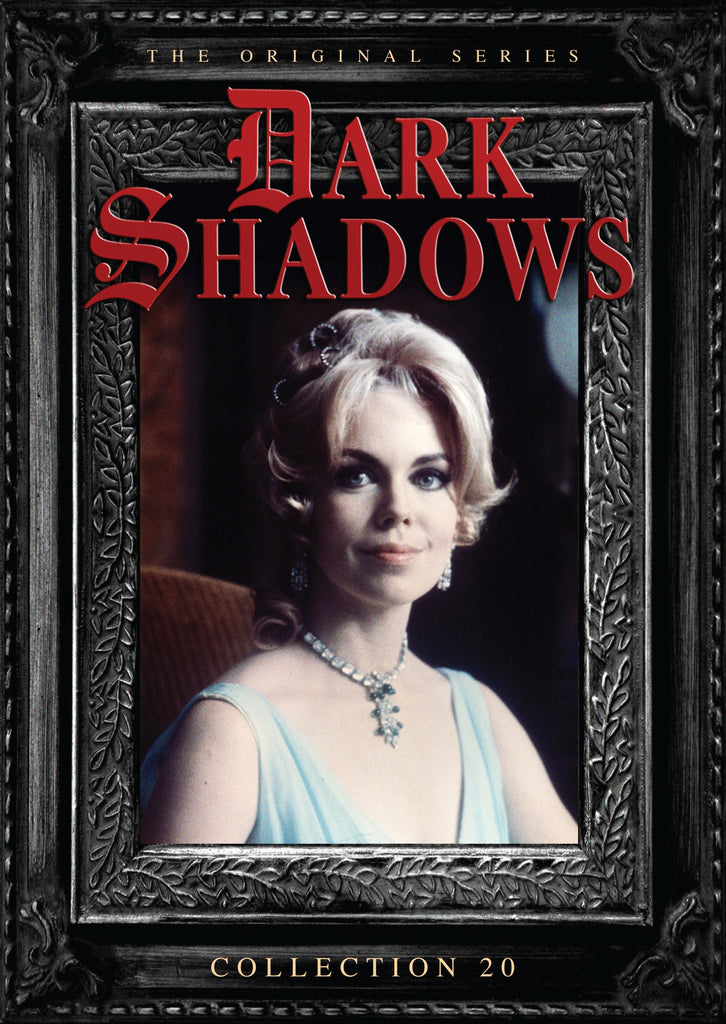Dark Shadows Collection 20 - Box Art