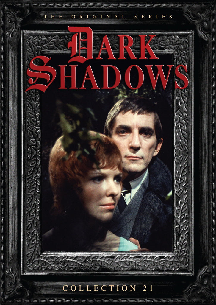 Dark Shadows Collection 21 - Box Art