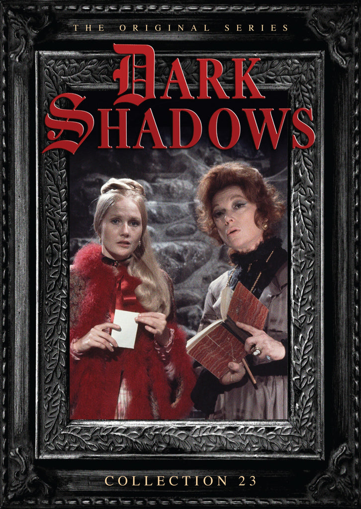 Dark Shadows Collection 23 - Box Art