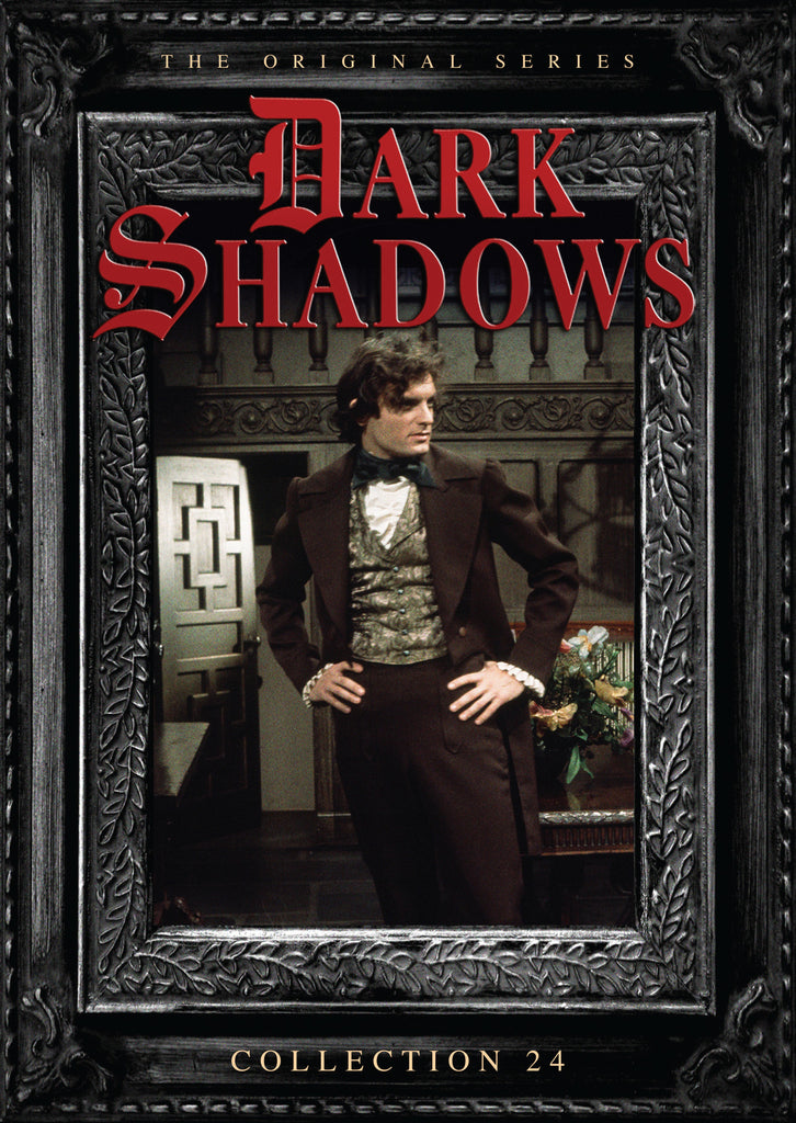 Dark Shadows Collection 24 - Box Art