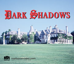 Dark Shadows Mouse Pad - Box Art