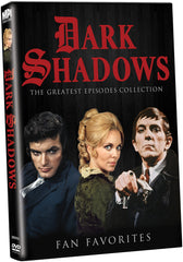 Dark Shadows Greatest Episodes Collection: Fan Favorites - Box Art