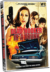 Dead Hooker In A Trunk - Box Art