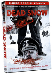 DEAD SNOW 2 Disc Edition - Box Art