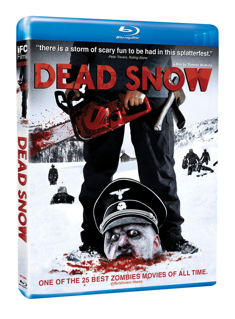 DEAD SNOW - Box Art