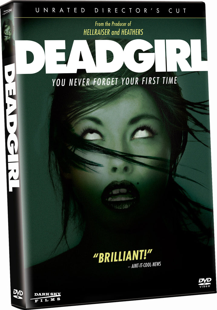 DEADGIRL: Unrated Director's Cut - Box Art