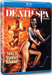 Death Spa (Combo Pack)