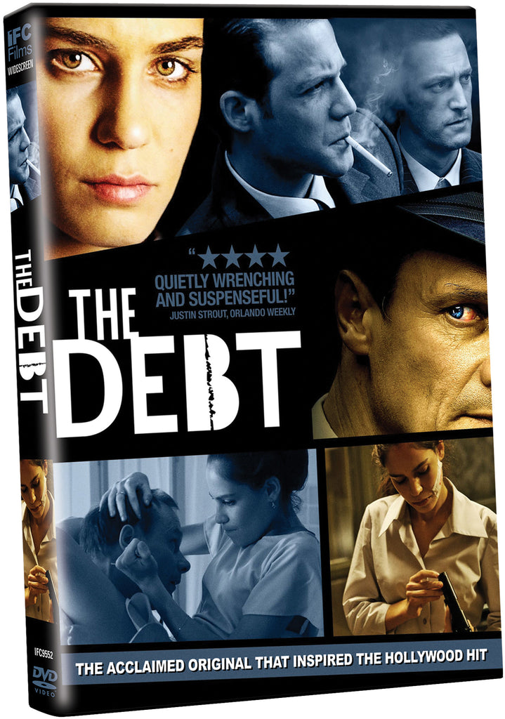 Debt, The - Box Art