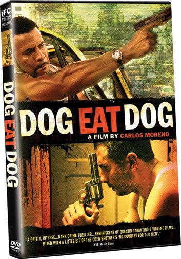 Dog Eat Dog - Box Art
