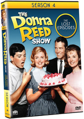 Donna Reed Show (Lost Episodes) Season 4, The - Box Art