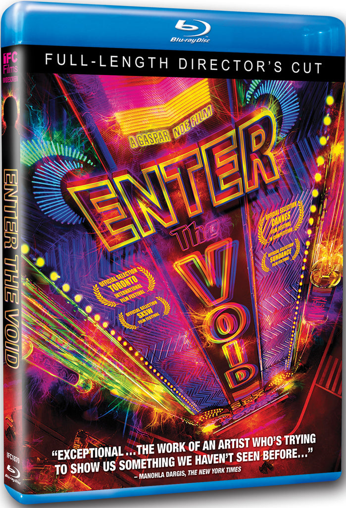 Enter the Void - Box Art
