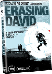 Erasing David - Box Art