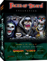 Faces of Death: Boxed Set - Box Art