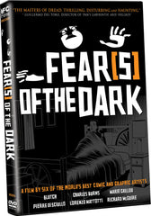 Fear(s) of the Dark - Box Art