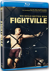 Fightville - Box Art