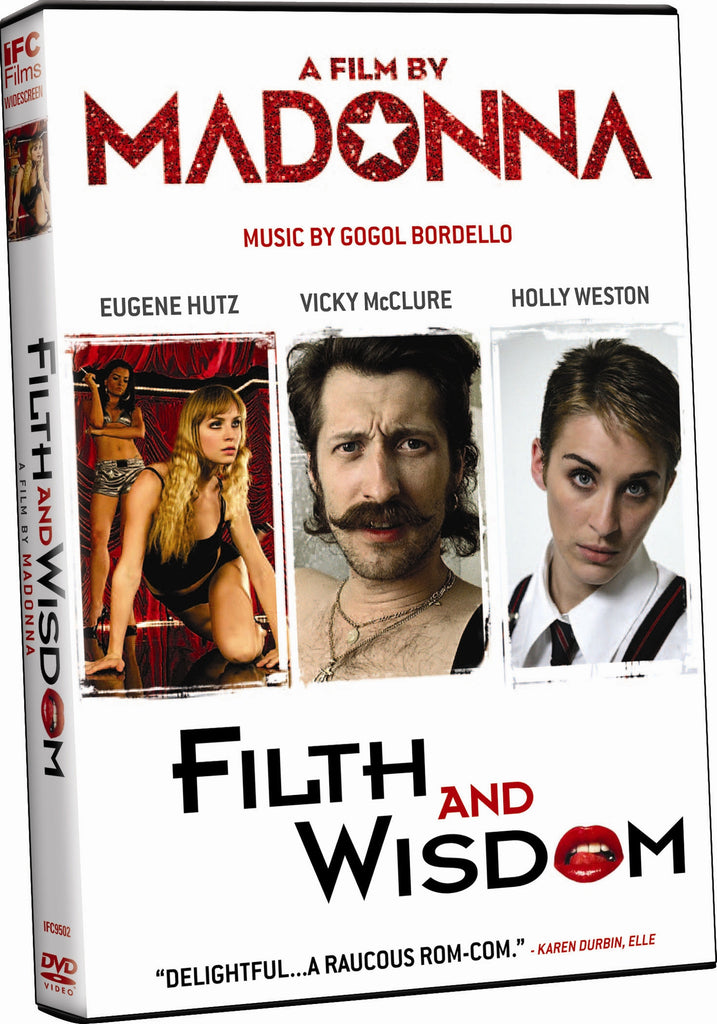 Filth and Wisdom - Box Art
