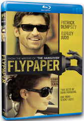 Flypaper Blu-ray - Box Art