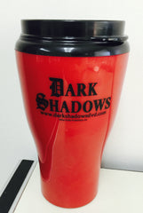 Dark Shadows Red Travel Mug