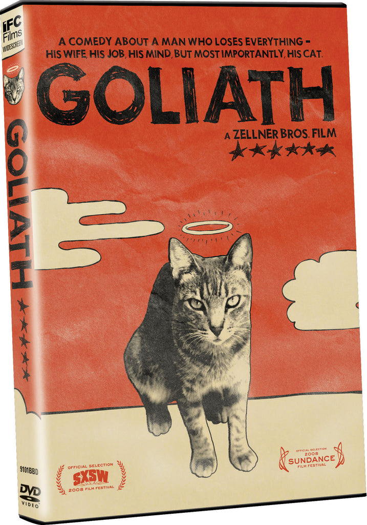 Goliath - Box Art