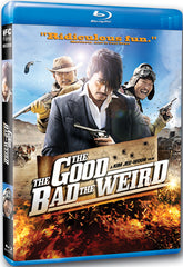 Good, Bad, and Weird, The - Box Art