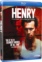Henry Blu-ray - Box Art