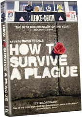 How to Survive a Plague - Box Art