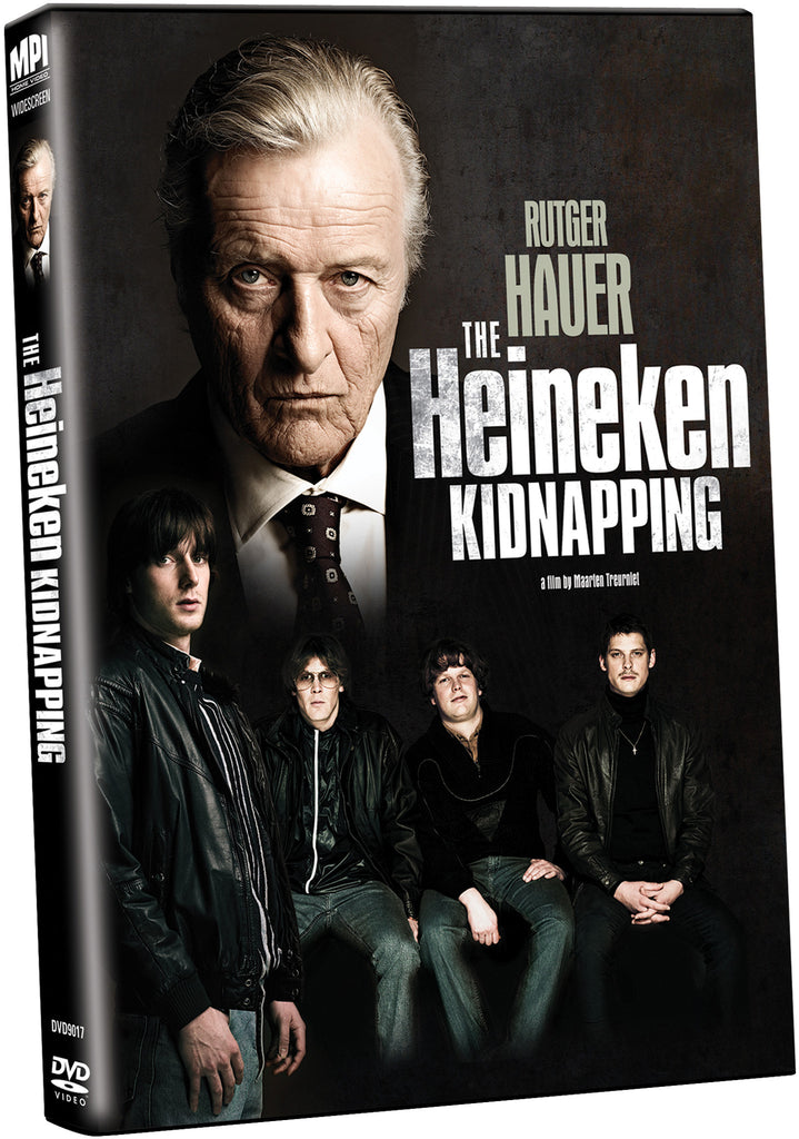 Heineken Kidnapping, The - Box Art