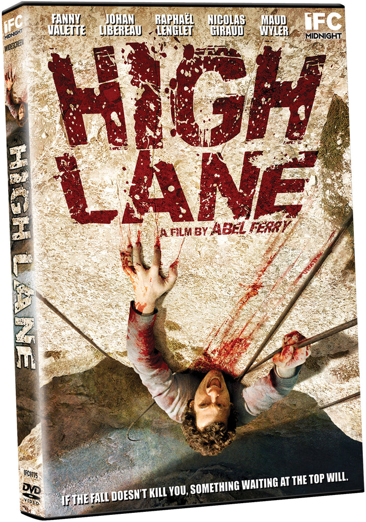 High Lane - Box Art