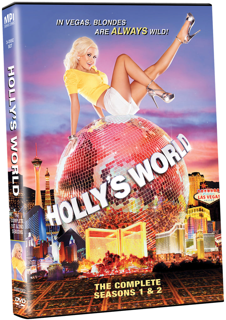 Holly's World: Seasons 1 and 2 - Box Art