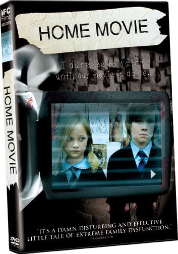 Home Movie - Box Art
