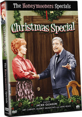 Honeymooners Christmas Special, The - Box Art