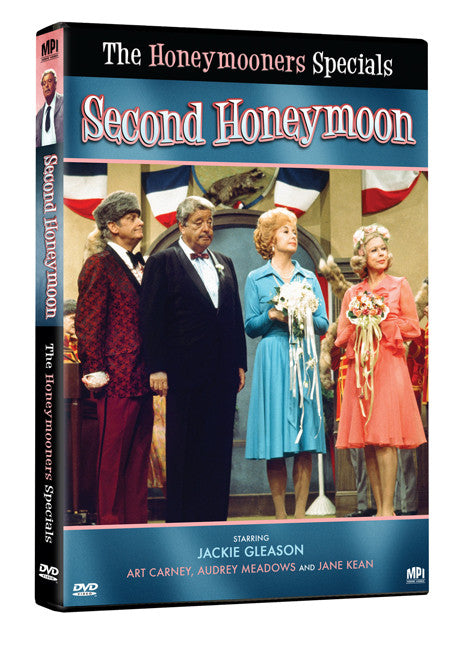 Honeymooners Specials: Second Honeymoon, The - Box Art