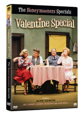 Honeymooners Specials: Valentine Special, The - Box Art
