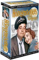 Honeymooners Lost Episodes:  Complete Restored Series, The - Box Art
