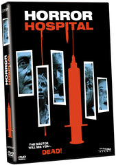 Horror Hospital - Box Art