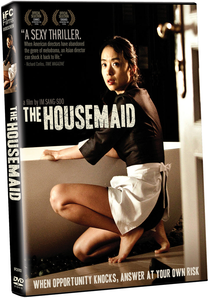 Housemaid, The - Box Art