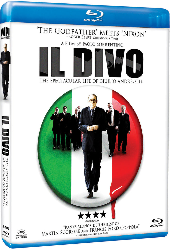 Il Divo - Box Art