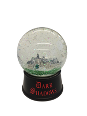 New! Dark Shadows Musical Snow Globe