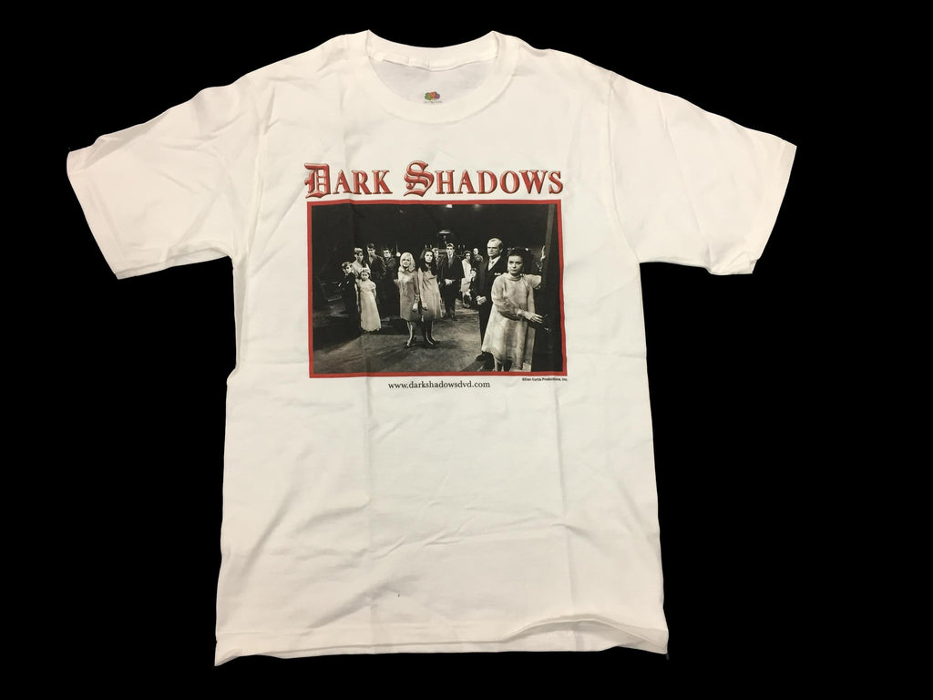Dark Shadows White T-shirt