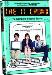 IT Crowd: The Complete Second Season, The - Box Art