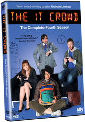 IT Crowd: Complete Season 4, The - Box Art