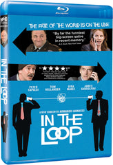 In the Loop Blu-ray - Box Art
