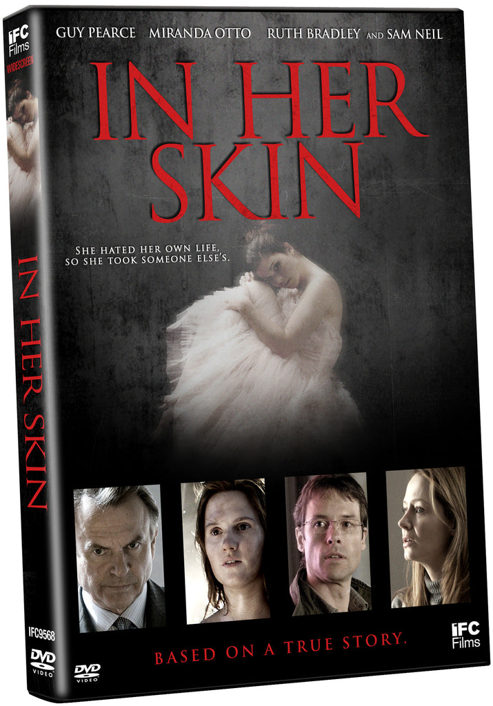 In Her Skin - Box Art