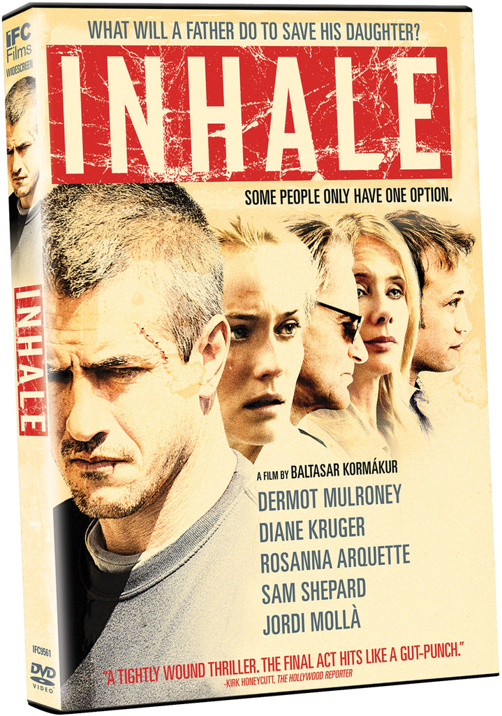Inhale - Box Art