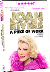 Joan Rivers: A Piece of Work - Box Art