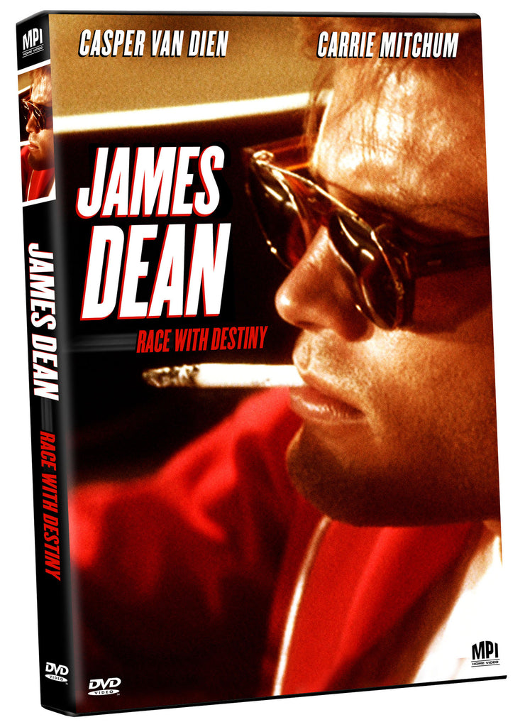 James Dean: Race With Destiny - Box Art
