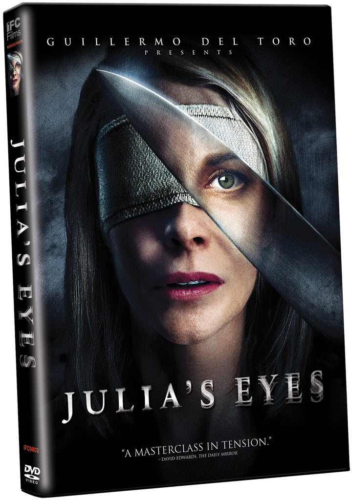 Julia's Eyes - Box Art