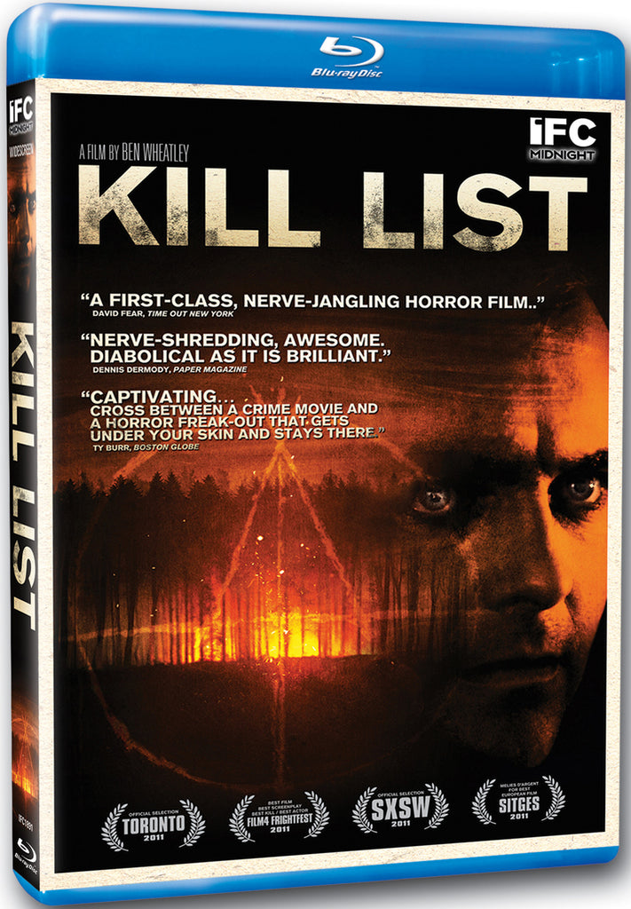 Kill List - Box Art